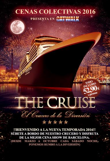 THE CRUISE BARCELONA